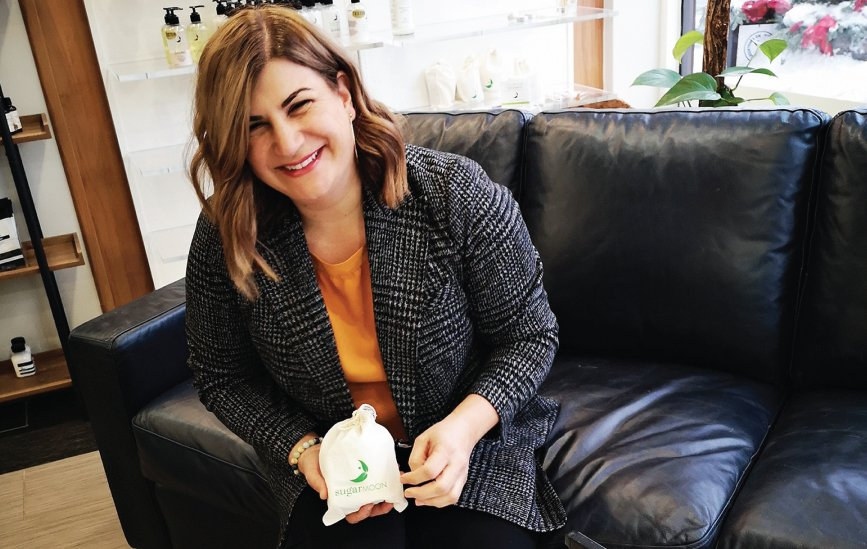 Meet Paola Girotti from Sugarmoon Salon